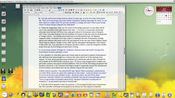 LibreOffice V5.3 Beta