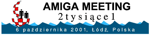 Amiga Meeting 2001 - banner