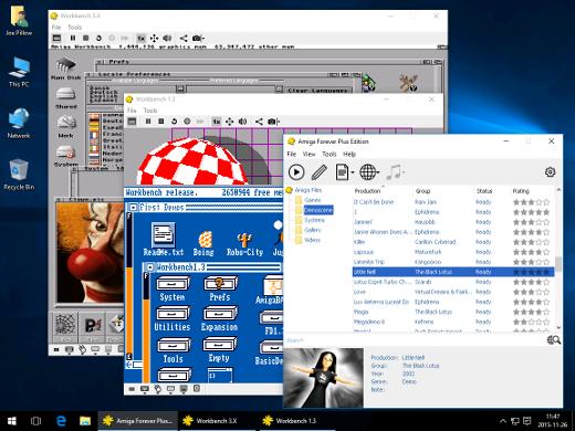 Amiga Forever 2016