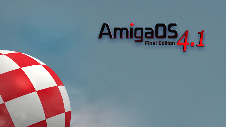 Second update for AmigaOS 4.1 Final Edition (including hotfix)