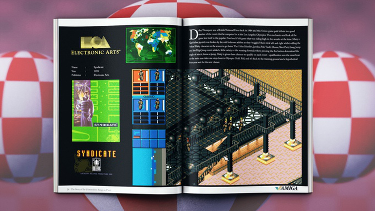 Commodore Amiga in pixels - książka