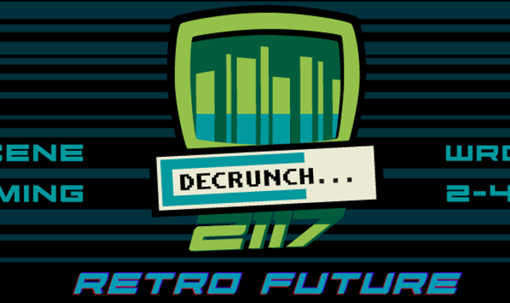 Decrunch 2117 - RETRO FUTURE