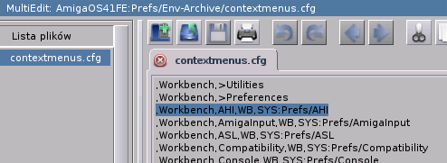 Enhancer Software - contextmenus i ahi