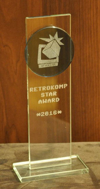 RetroKomp Star Award